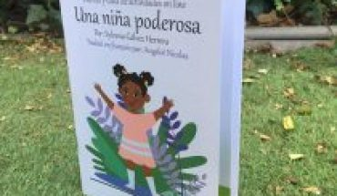 """""""A powerful girl"""", an exciting book that tells the story of an adoption process in Chile"""