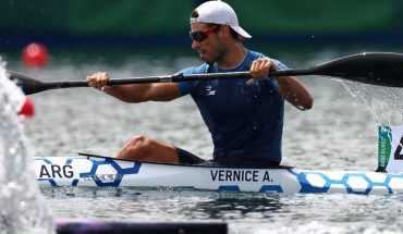Agustín Vernice qualified to semis in K1 and Brenda Rojas fell in the quarterfinals
