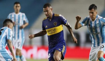 Boca vs Racing: matches, schedules and TV of the date 9 of the Professional League