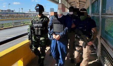Eduardo Arellano Félix returns to be arrested for organized crime
