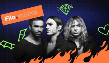 Filo.| Music Airbag, the band of hitazos that never goes out of style