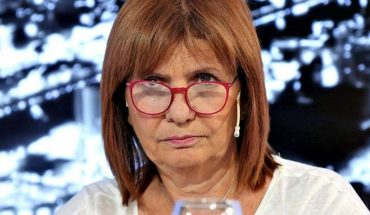 """Patricia Bullrich, on Fernando Iglesias: """"It cannot be understood as gender violence"""""""