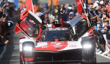 """""""Pechito"""" López, on the 24 hours of Le Mans: """"I get goosebumps"""""""