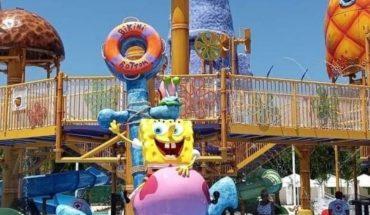SpongeBob arrives in the Riviera Maya with first Nickelodeon resort