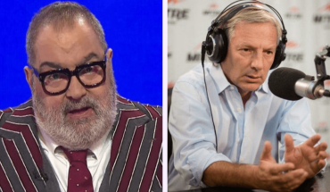 The tense moment in the radio pass between Jorge Lanata and Marcelo Longobardi