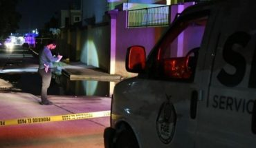 They leave lifeless body in the Bugambilias sector of Culiacán