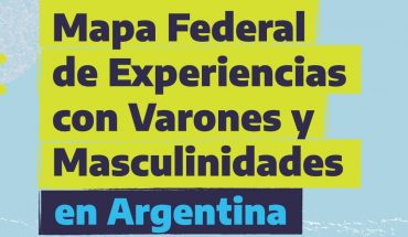 They will present the Federal Map of Work Experiences with Men and Masculinities