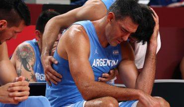 Video | Luis Scola's emotional farewell to Australia