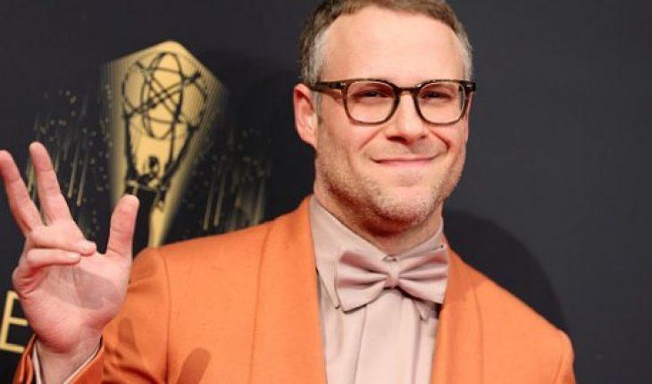 ¡Le respondieron! Emmy contra los polémicos dichos de Seth Rogen