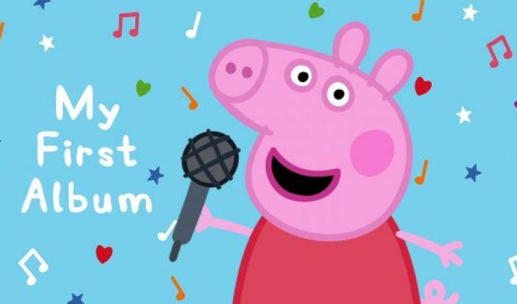 ¿Peppa Pig mejor que tu artista favorito? La tendencia que deja su álbum