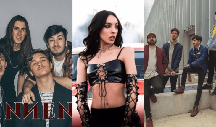 13 lanzamientos musicales llenos de pop, trap, rock y folklore