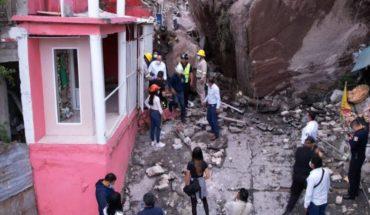 5 albergues Tlalnepantla afectados Cerro del Chiquihuite