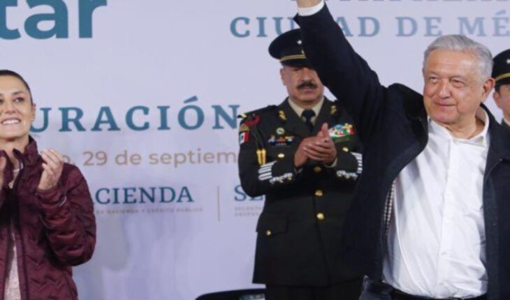 "AMLO ""humanista"" y expresidente España ""racista"""