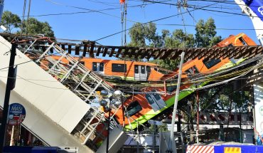 """Accidente en Línea 12 del Metro por """"una falla en la construcción"""": Sheinbaum"""
