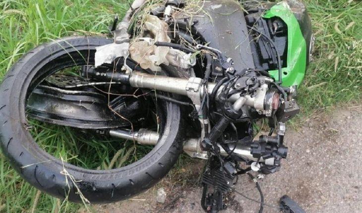 Accidentes en Mazatlán; motociclistas sufren fracturas y lesiones
