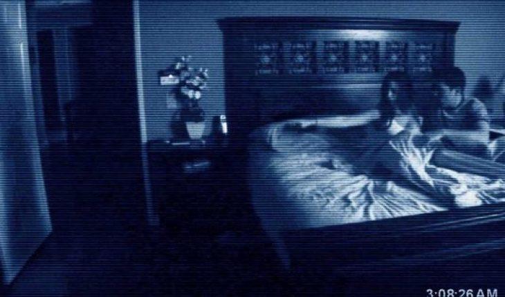 Actividad Paranormal vuelve con nueva cinta de la saga — Rock&Pop