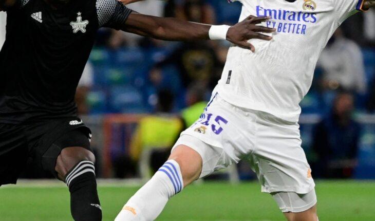 Adama Traoré es el vigente líder de goleo de la Champions