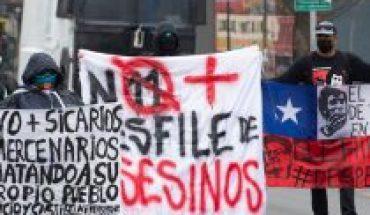 Al menos 26 detenidos tras protesta contra la Parada Militar en Santiago