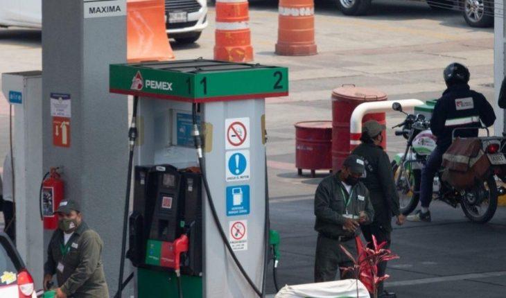 Alerta CCE sobre posible desabasto de gasolina en México