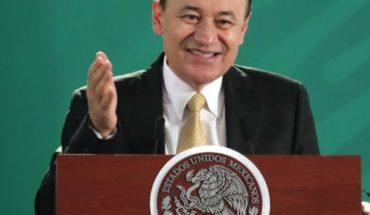 Alfonso Durazo toma protesta como Gobernador de Sonora