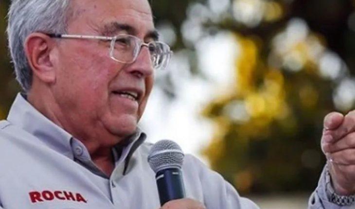 Anuncia Rubén Rocha Moya a posibles miembros de su gabinete