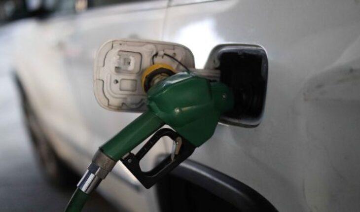 Anuncian nueva alza en precios de combustibles