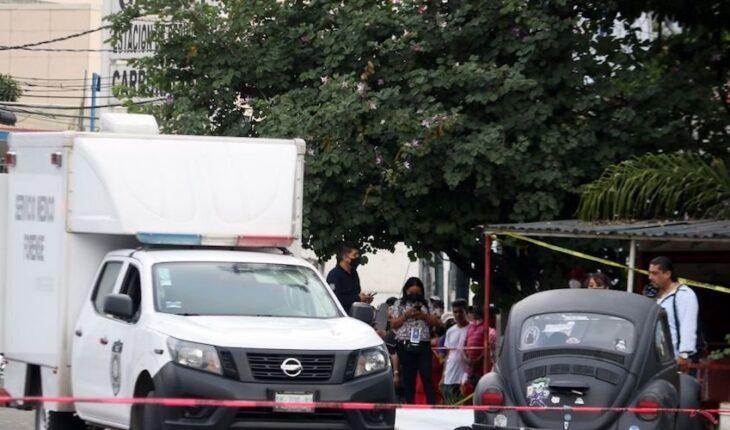 Asesinan al periodista Manuel González Reyes en Cuernavaca, Morelos