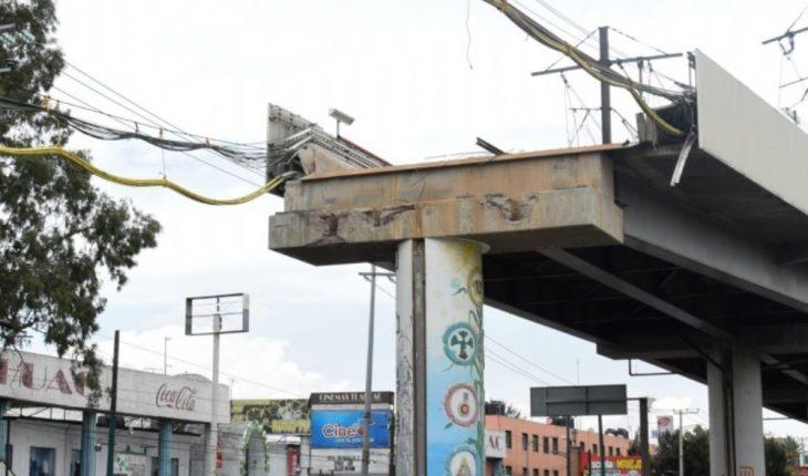 Avances rehabilitación y reforzamiento L12 Metro CDMX