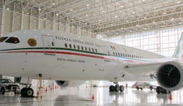 Avión presidencial seguirá costando millones pese a rifa