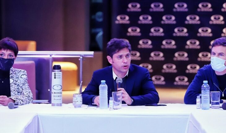 Axel Kicillof anunció el retorno de la actividad nocturna en Buenos Aires