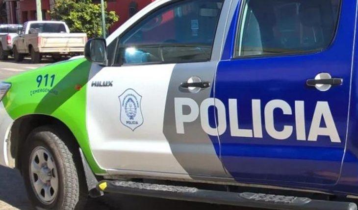 Balearon a una mujer policía en Virrey del Pino