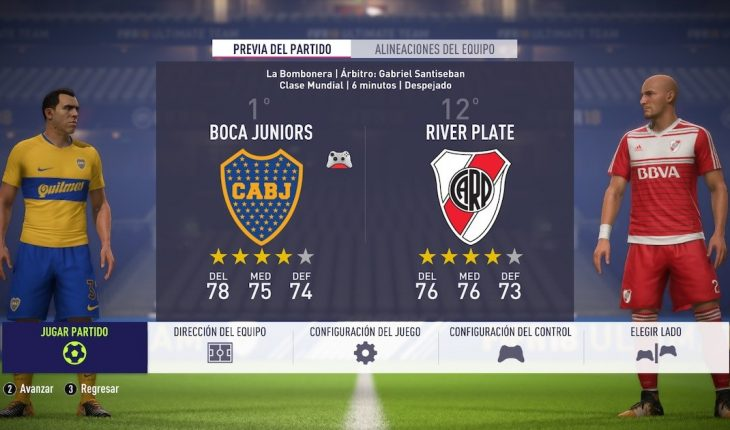 Boca Juniors y River Plate vuelven oficialmente a FIFA 22