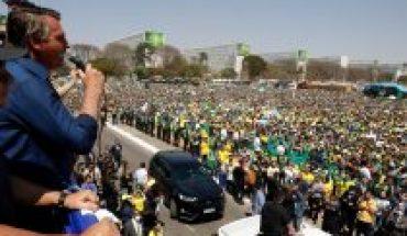 Bolsonaro insta a pacificar y dice que nunca quiso «agredir» a la democracia