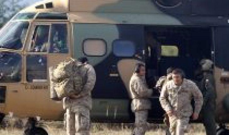 CDE se querella por sobreprecio de US$8,6 millones en compra de helicópteros del Ejército: diputado Brito dice que ministro de Defensa «no se preocupa de sus responsabilidades»