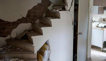Centenares de casas quedan dañadas en Acapulco tras sismo