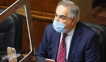 """Chahuán y dichos de Sichel por el 10%: """"Las preocupaciones de su campaña son las suyas y las del liderazgo del partido son las nuestras"""""""