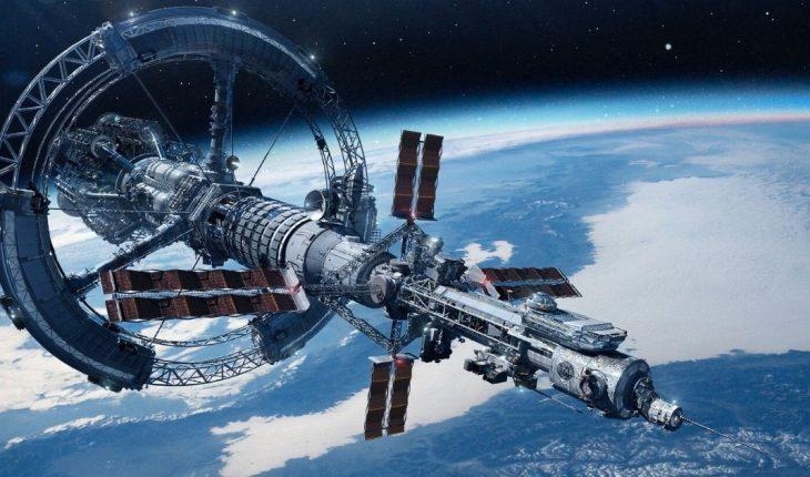 China investiga cómo construir una nave espacial de un kilómetro de largo