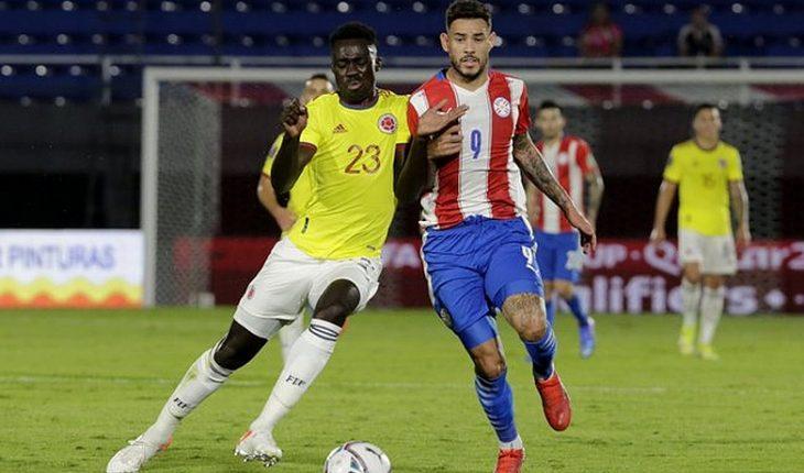 Clasificatorias: Paraguay y Colombia reparten puntos en disputado empate y Uruguay goleó a Bolivia