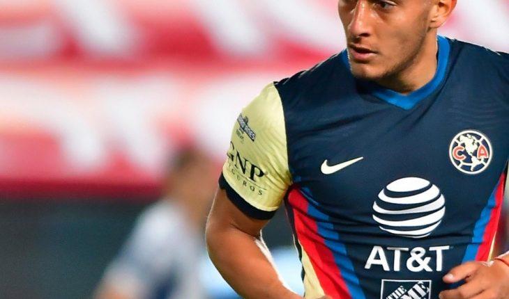 Club América apela sanción de Sebastián Cáceres