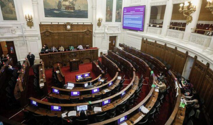 Convención Constitucional finalizó votacion de indicaciones al Reglamento General