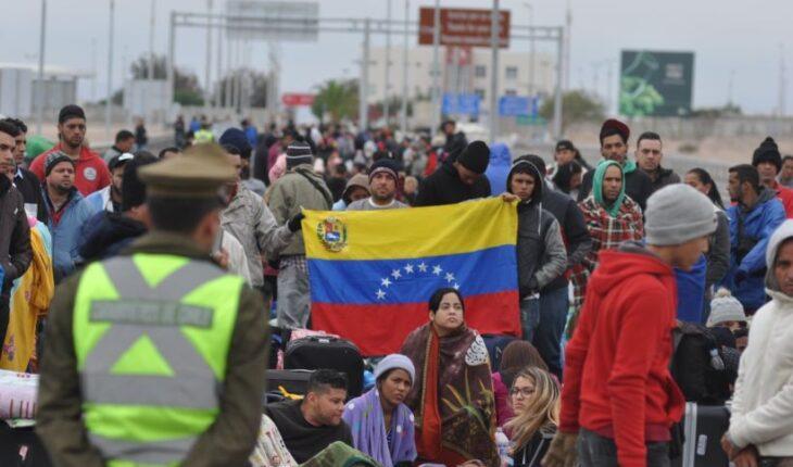 Crisis migratoria: Gobierno anunció refuerzo policial y nuevos puntos de control en frontera norte