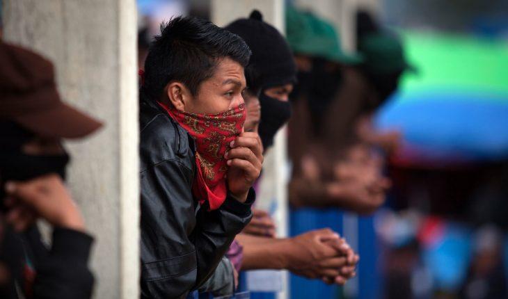 Denuncian secuestro de dos integrantes de unidad zapatista en Chiapas