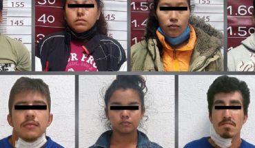 Desarticulan célula de la Familia Michoacana en Edomex