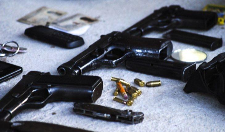 Detienen a diputada de Morena en Puebla por posesión de armas