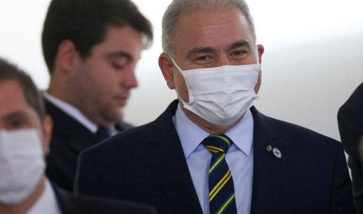 El ministro de Salud de Brasil dio positivo de COVID-19 en Naciones Unidas