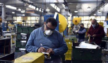 El nivel de actividad de las pymes industriales creció 20,2% en agosto