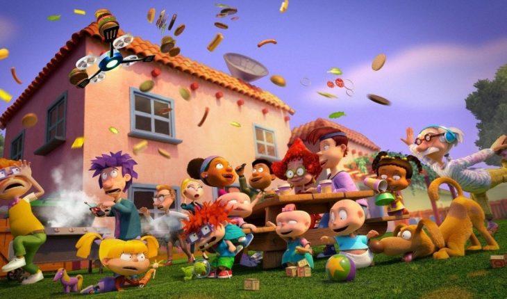 """El reboot de """"Rugrats"""" confirmó su segunda temporada para Paramount+"""
