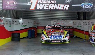 En el autódromo de Rafaela se pone en marcha la Copa de Oro del TC