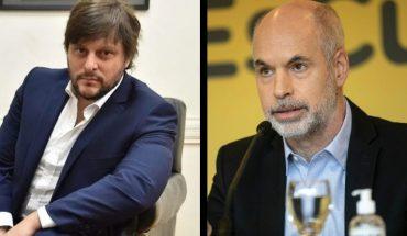 En la previa de las PASO, Santoro defendió a Rodríguez Larreta