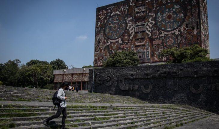 En semáforo amarillo, UNAM autoriza clases presenciales para prácticas